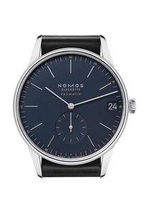 Nomos Glashütte Orion Neomatik 41 Date Midnight Blue 363