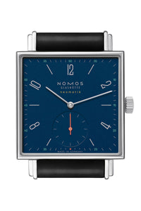Nomos Glashütte Tetra Neomatik 39 Midnight Blue 422