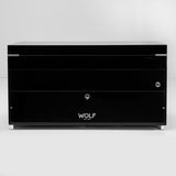 Wolf Savoy Triple Winder with Storage