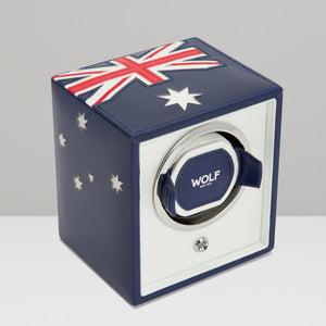 Wolf Navigator Cub Single Winder Australian Flag 471104