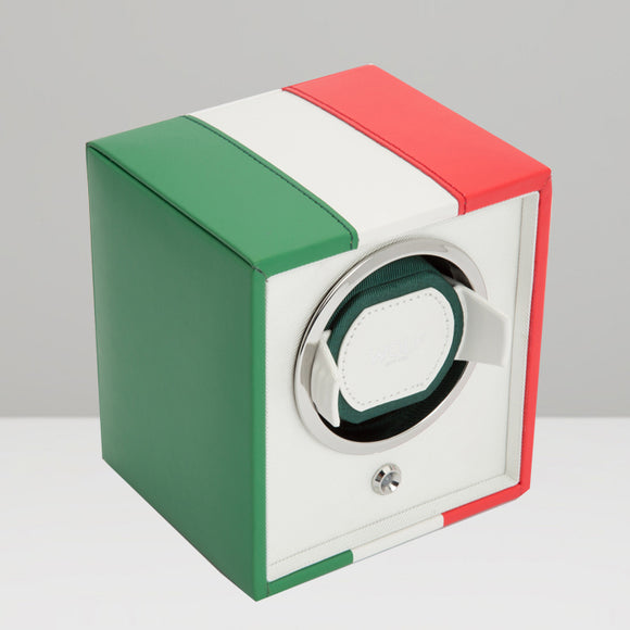 Wolf Navigator Cub Single Winder Italian Flag 471504