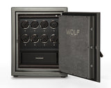 Wolf 1834 Vanguard 8 Piece Winder Safe 490865