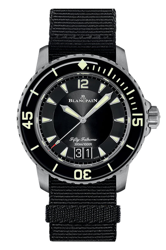 Blancpain Fifty Fathoms Automatic Large Date 5050-12B30-NABA