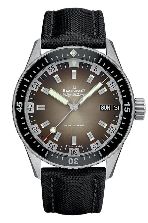 Blancpain Fifty Fathoms Bathyscaphe Day Date 70' 5052-1110-B52A