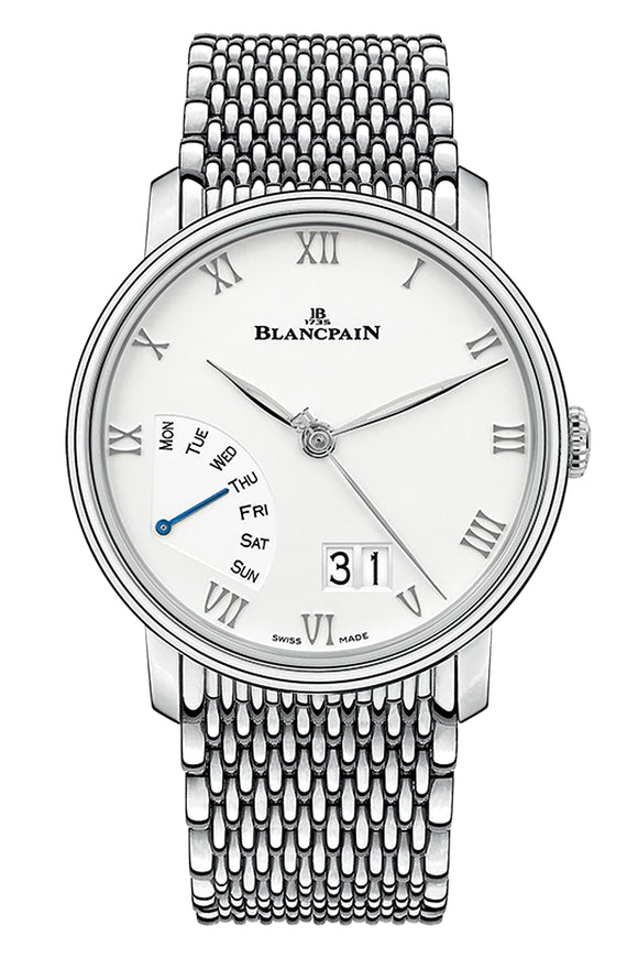 Blancpain Villeret Great Date Day Retrograde 6668-1127-MMB