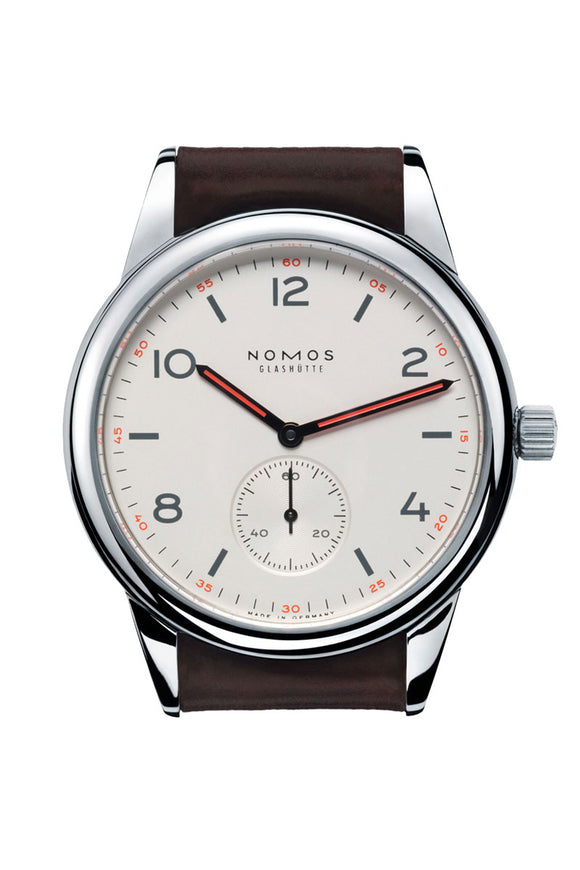 Nomos Glashütte Club Automatic 753