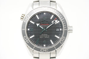 Pre-Owned Omega Seamaster Planet Ocean SKYFALL 007 Limited Edition 232.30.42.21.01.004