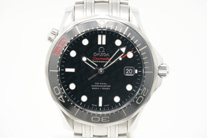 Pre-Owned Omega Seamaster James Bond 50th Anniversary Limited Edition 212.30.41.20.01.005