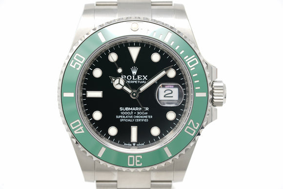 Pre-Owned Rolex Submariner Date M126610LV-0002