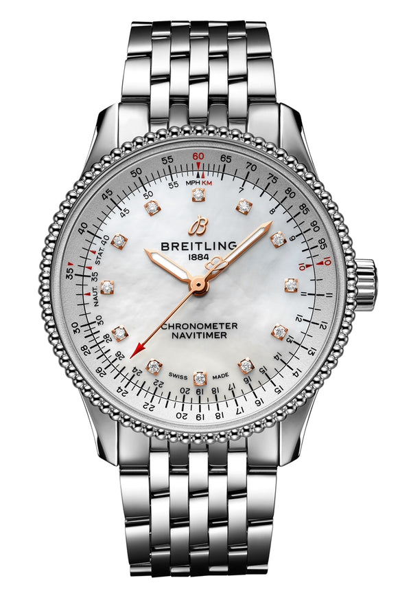 Breitling Navitimer Automatic 35 A17395211A1A1