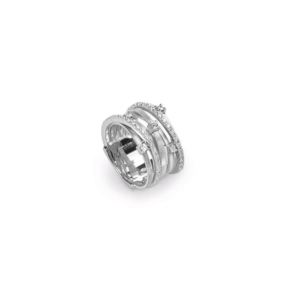 Marco Bicego Goa White Gold Ring AG277-B2-W