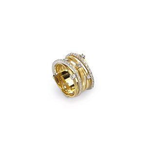 Marco Bicego Goa Yellow Gold Ring AG277-B2-Y