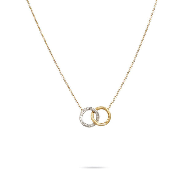 Marco Bicego Delicati Yellow Gold Necklace CB1803BYW