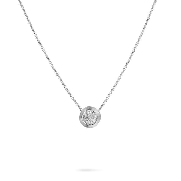 Marco Bicego Jaipur Gold White Gold Necklace CB1809-B-W