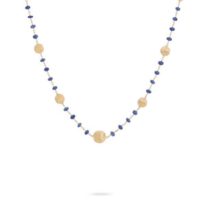 Marco Bicego Africa Precious Yellow Gold Necklace CB2281-LZB01Y