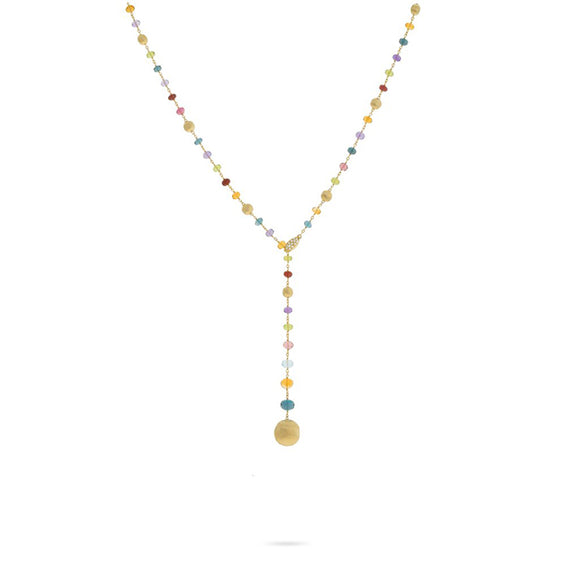 Marco Bicego Africa Yellow Gold Necklace CB2344-BMIX02Y
