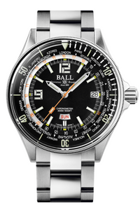 Ball Engineer Master II Diver Worldtime Engineer Master II Diver Worldtime DG2232A-SC-BK