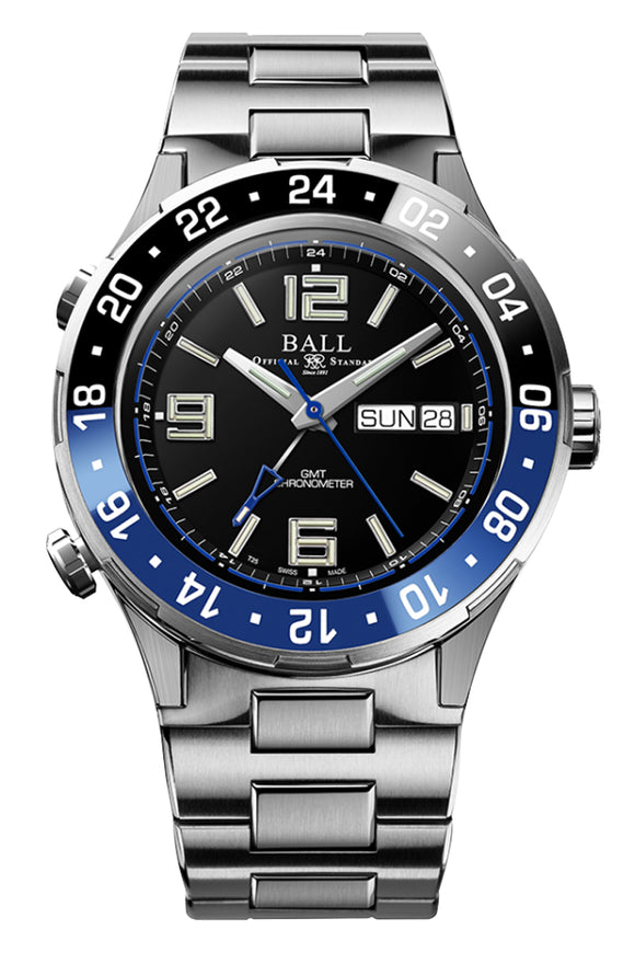 Ball Roadmaster Marine GMT DG3030B-S1CJ-BK