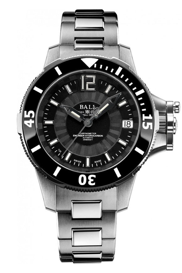 Ball Engineer Hydrocarbon Midsize Ceramic DL2016B-SCAJ-BK
