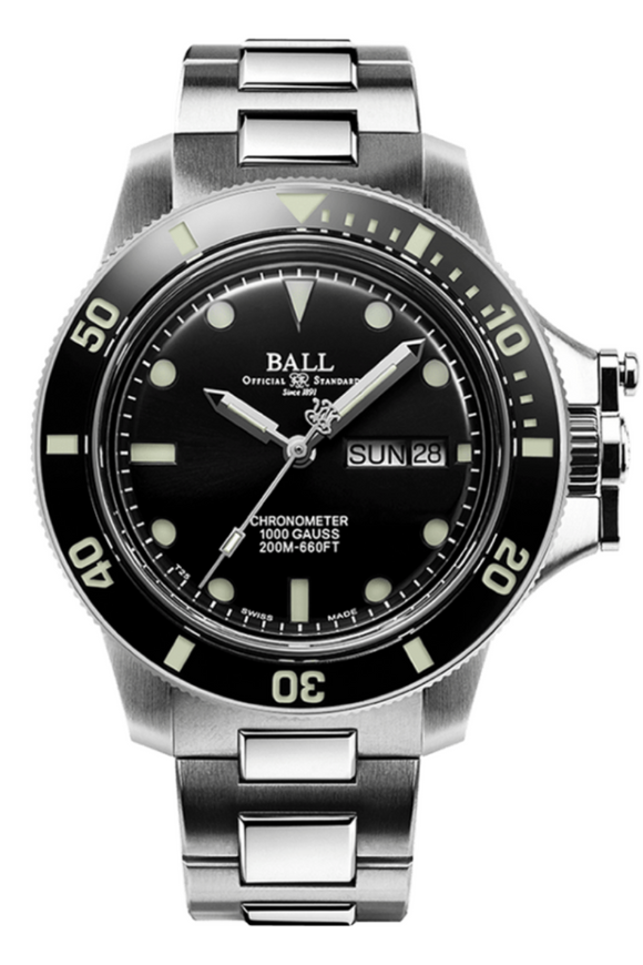 Ball Engineer Hydrocarbon Original DM2118B-SCJ-BK