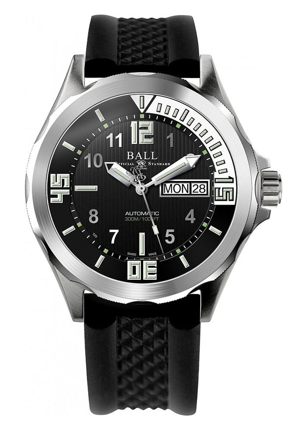 Ball Engineer Master II Diver Pro DM3020A-PAJ-BK