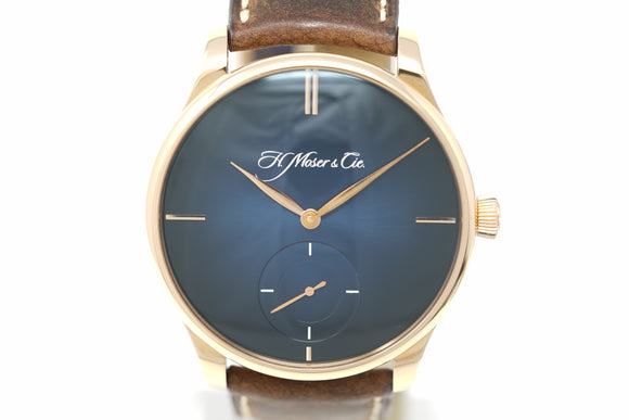 Pre-Owned H. Moser & Cie Venturer Small Seconds XL 2327-0407