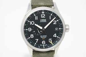 Oris Big Crown ProPilot GMT Small Second 01 748 7710 4164-07 5 22 14FC