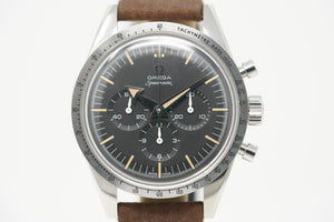 Omega Speedmaster The 1957 Trilogy Chronograph Limited Edition Watch 311.10.39.30.01.001 with An Extra Strap