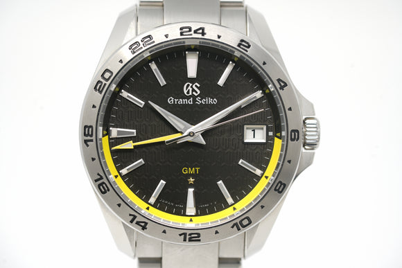 Pre-Owned Grand Seiko GMT SBGN001