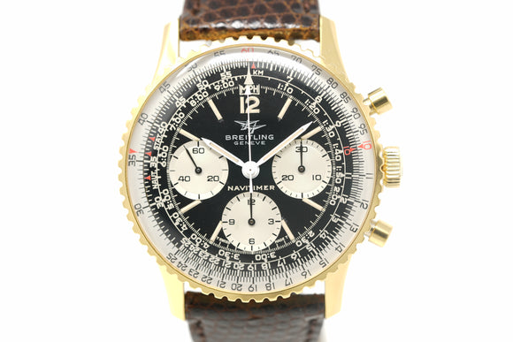 Breitling Navitimer Vintage Chronograph 'Twin Jets' 806-36 with Extra Strap
