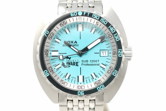 Pre-Owned Doxa SUB 1200T Project Aware