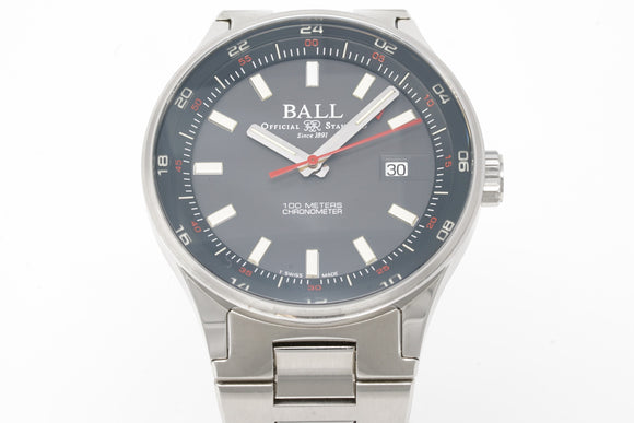 Ball Roadmaster GMT GM3210C-S1C-GY