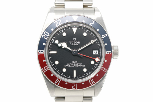 Pre-Owned Tudor Black Bay GMT M79830RB-0001