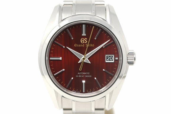 "Pre-Owned Grand Seiko Heritage ""Autumn"" Hi-Beat Limited SBGH269"