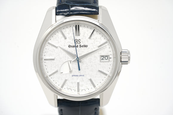 Pre-Owned Grand Seiko Kira-Zuri U.S. Limited Edition SBGA385
