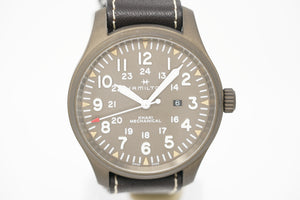 Hamilton Khaki Field Mechanical H69829560