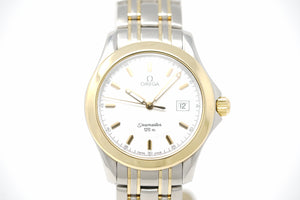 Omega Seamaster Quartz Date Steel - Yellow Gold 2311.21.00