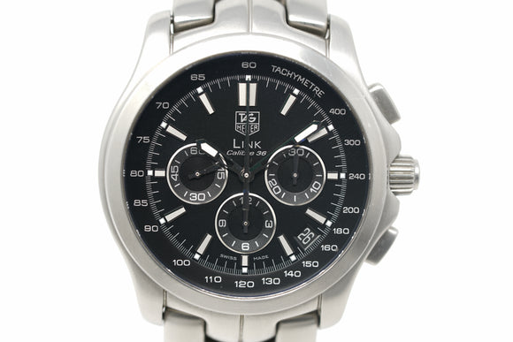 Pre-Owned Tag Heuer Link CT511A.BA0564