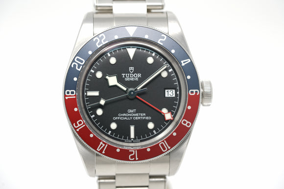 Pre-Owned Tudor Black Bay GMT M79830RB-001