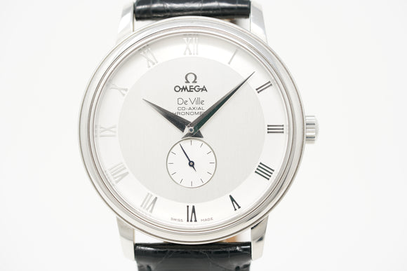 Omega Prestige De Ville Co-Axial Small Seconds 4813.30.01