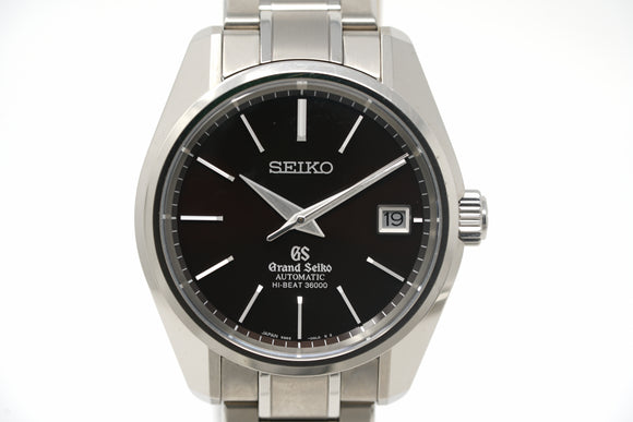 Pre-Owned Grand Seiko SBGH045