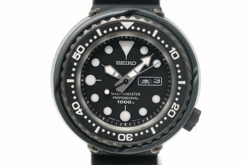 Pre-Owned Seiko Prospex Marine Master Darth Tuna SBBN013