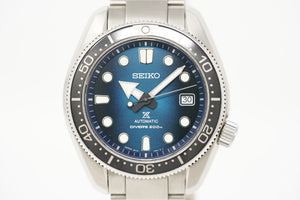 "Seiko Prospex ""Great Blue Hole"" SPB083 with Strap and Bracelet"
