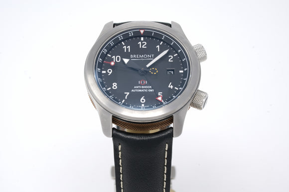 Bremont Martin Baker Pilot Automatic MBIII/BZ with Extra Clasp