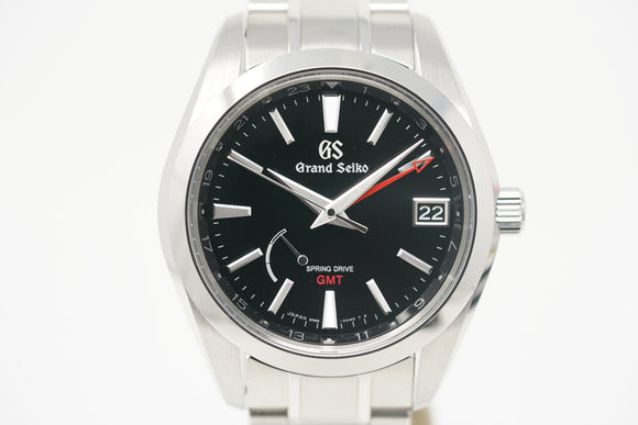Pre-Owned Grand Seiko Heritage Spring Drive GMT SBGE211