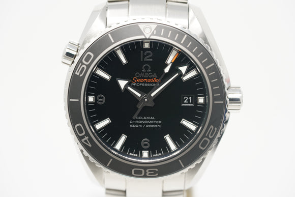 Pre-Owned Omega Seamaster Planet Ocean 232.30.46.21.01.001