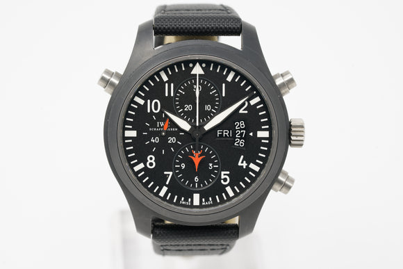 IWC Pilot's Top Gun Double Chronograph IW379901