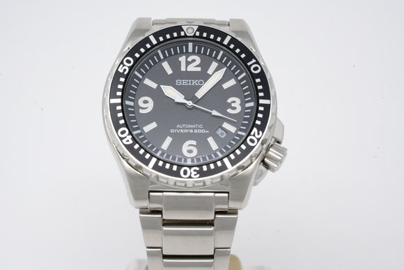 Seiko Diver 'Spork' SRP043K2 with Strap and Bracelet