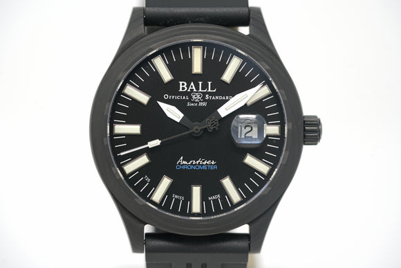 Pre-Owned Ball Engineer III CarboLIGHT Limited NM3028C-P1CJ-BK