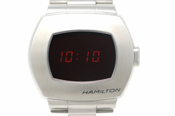 Pre-Owned Hamilton American Classic PSR Digital H52414130